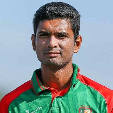 Mahmudullah off to West Indies