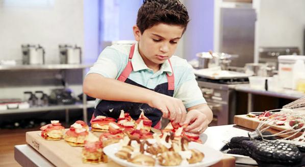 Make baking your kids' pastime