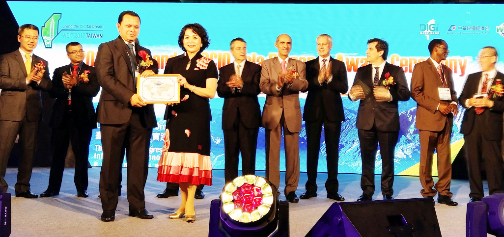 DIU wins WITSA Global ICT Excellence Award for 2nd time