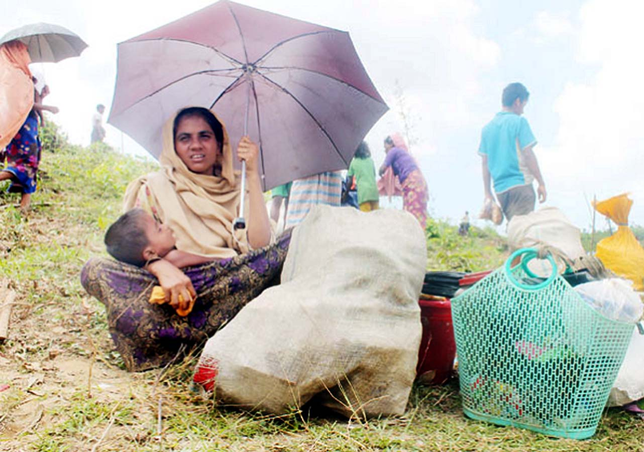 Mismanagement in distribution of relief among Rohingyas alleged