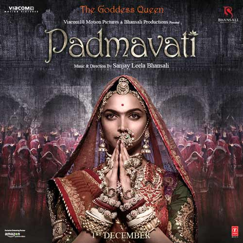 The regal first look of Deepika Padukone as Padmavati will allure you
