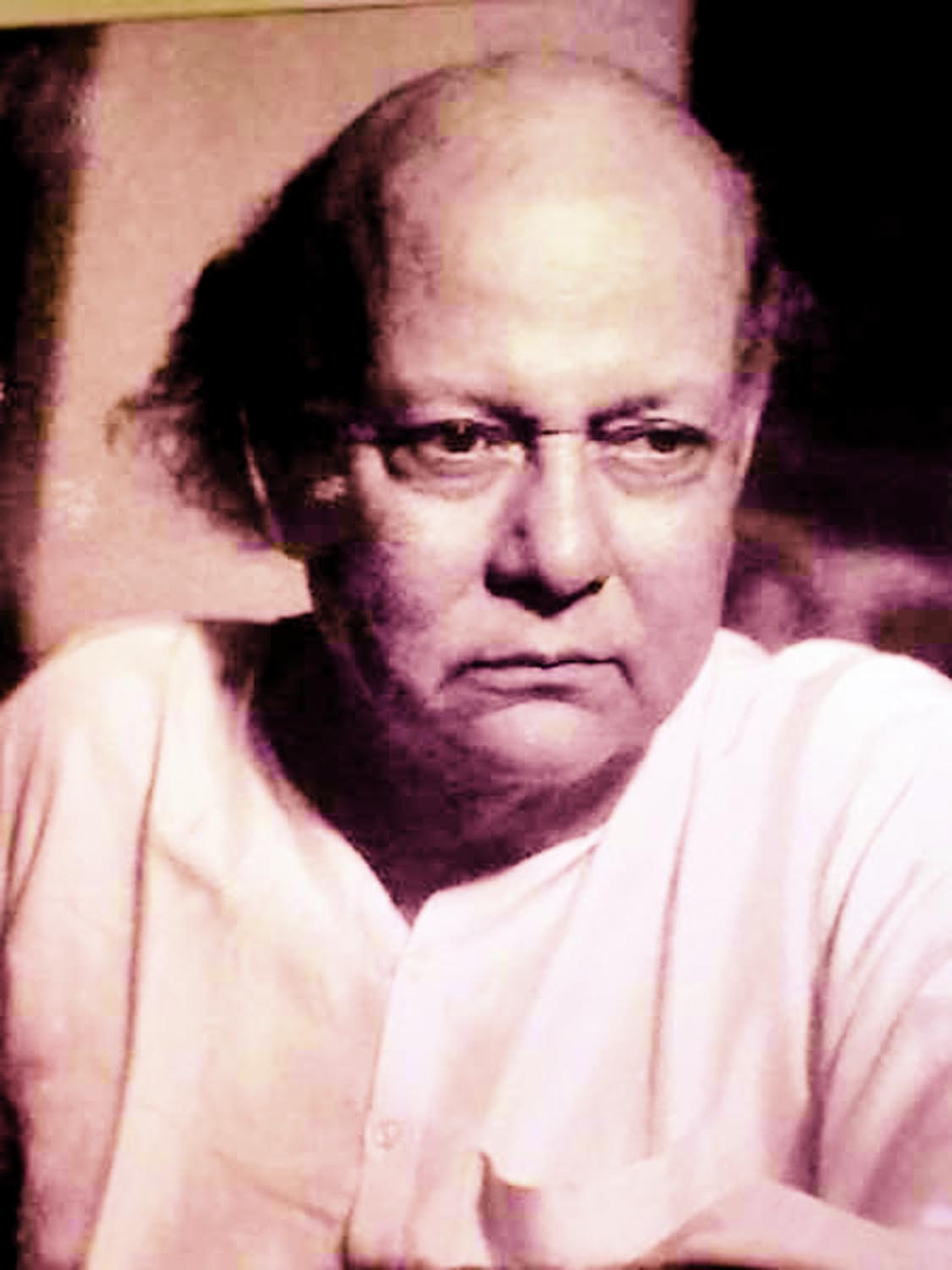 Writer, journalist, linguist Syed Mujtaba Ali