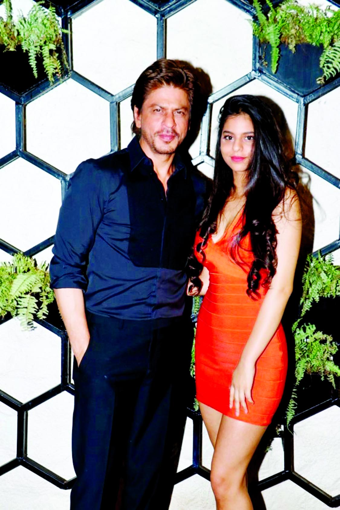 When Shah Rukh missed his daughter, Suhana