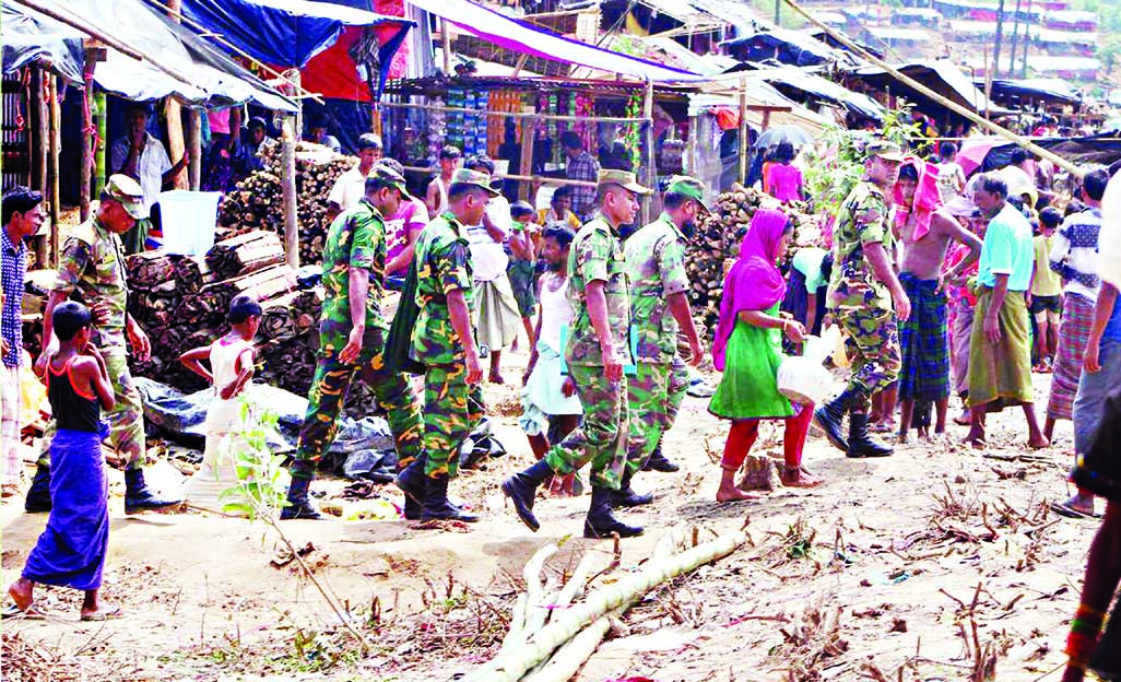 Army joins relief efforts