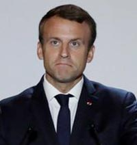 Macron's popularity improving: Poll