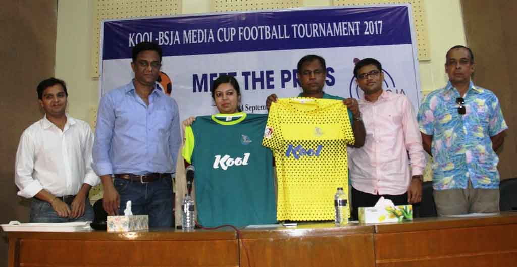 Kool-BSJA Media Cup Football Tournament begins today