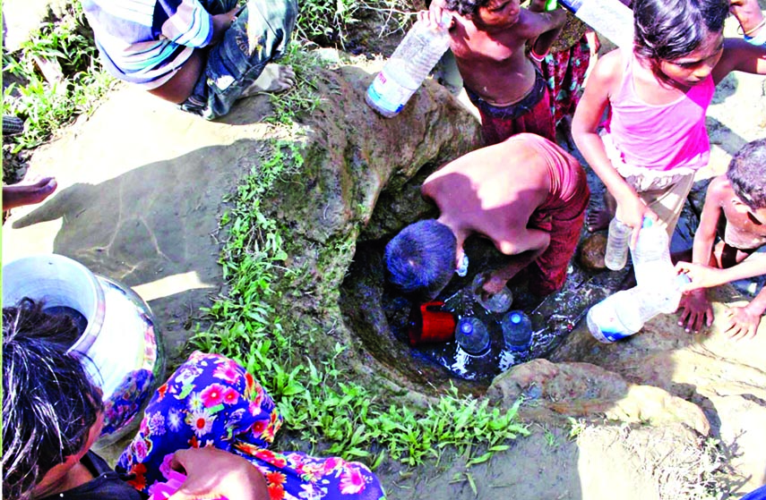 Rush massive aid, appeals UN agency