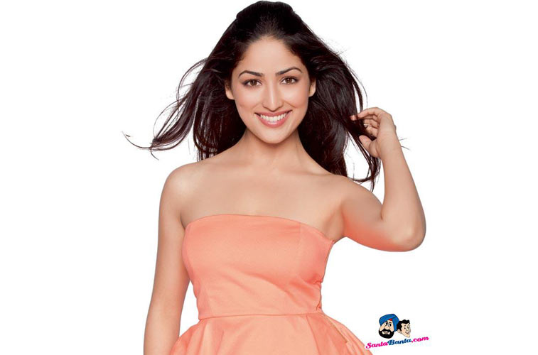 Yami Gautam successfully experiments with her ramp look