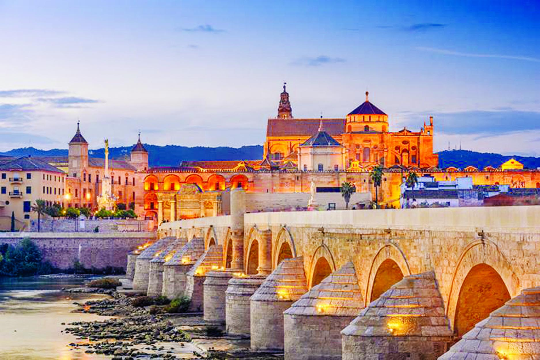 Mezquita-Catedral de Cordoba in Spain offers a peek into a past where civilisations cleaved and coalesced in equal measures. It offers multi-layered way of seeing the world -- Visigoth, Roman, Byzantine, Caliphate, Arab, Gothic, Renaissance and Baroque, all under one roof