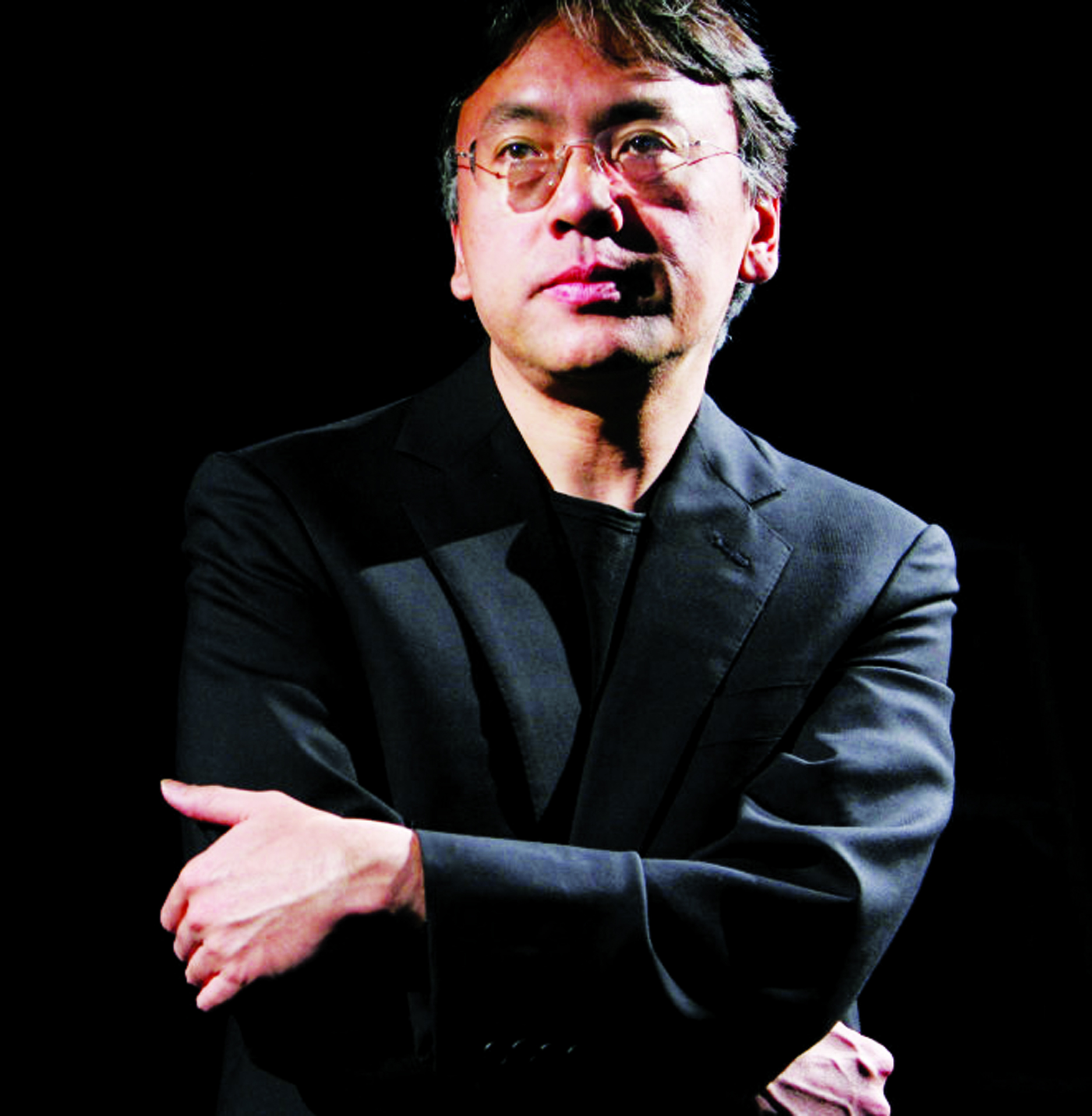 Novelist Kazuo Ishiguro