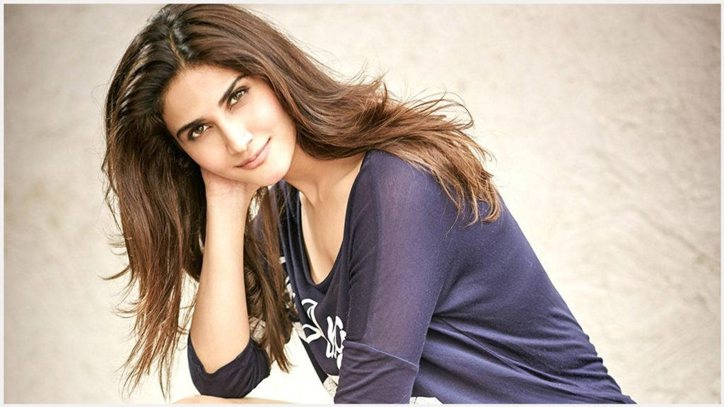 Vaani Kapoor scorching the screen with her hot moves