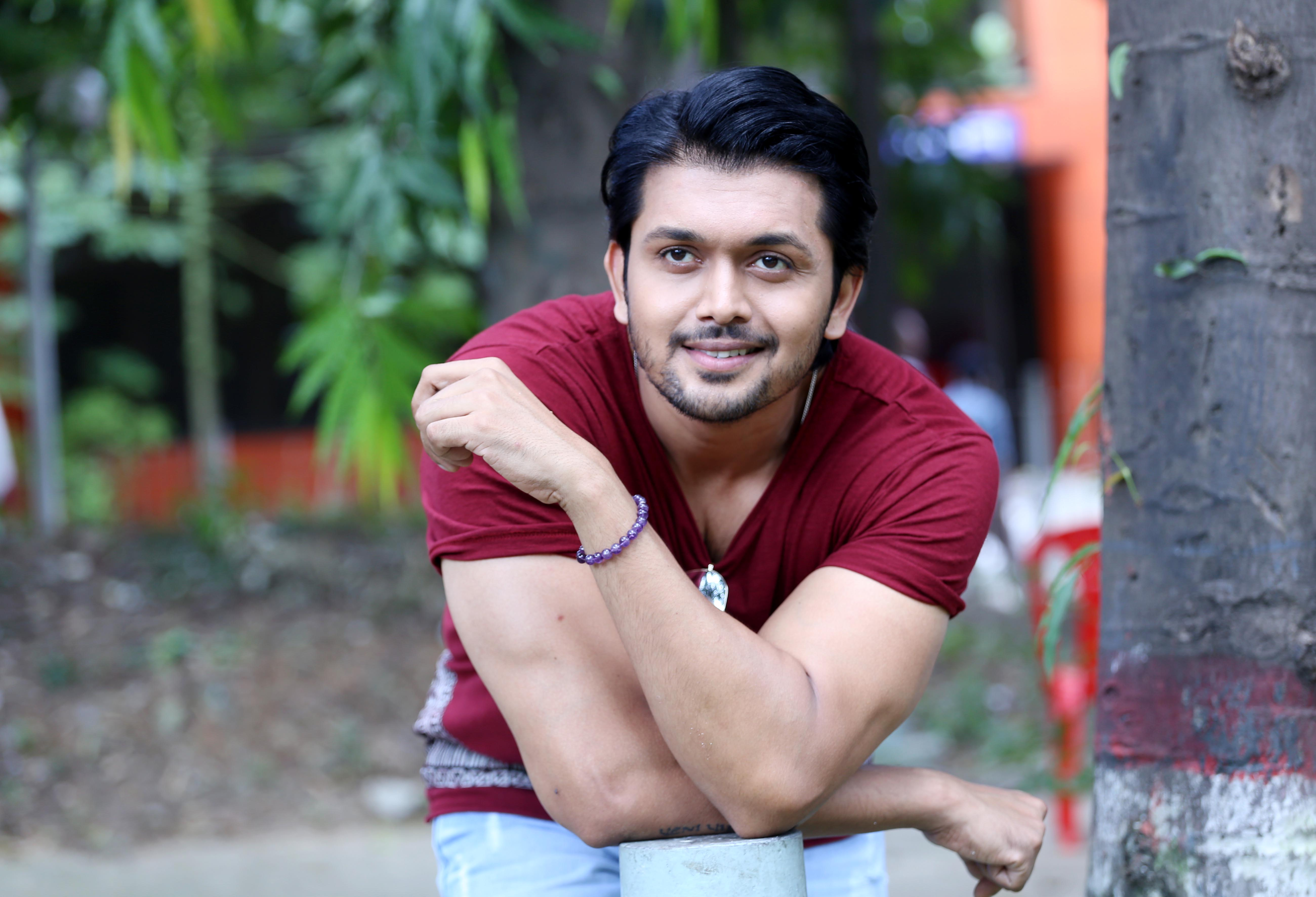 Arifin Shuvo blessed with viewers' love