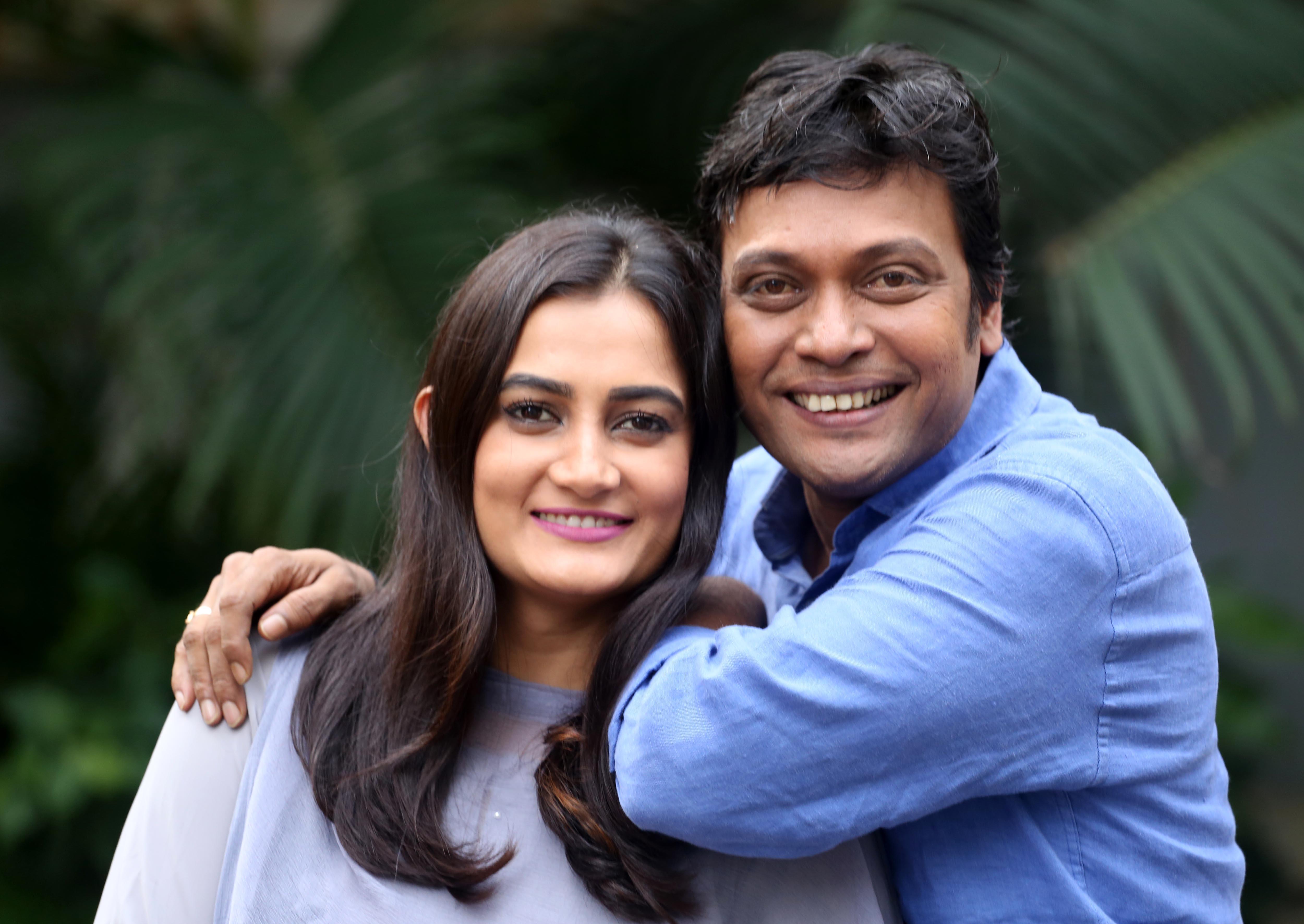 Aparna, Milon's serial Akashey Megh Nei