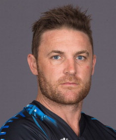 Rangpur Riders recruit Brendon McCullum