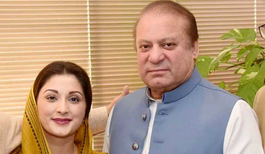 Sharif, daughter indicted  on corruption charges