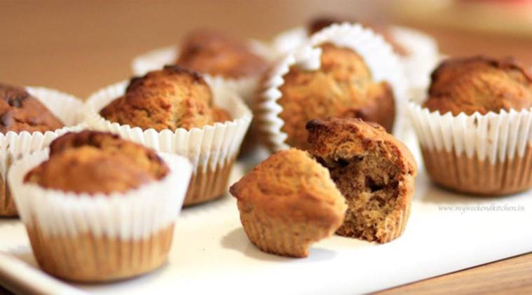 Cranberry Cocoa Muffin