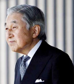 Japan's Emperor Akihito may abdicate at end-March 2019