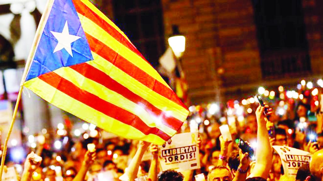Spain pushes to remove leaders