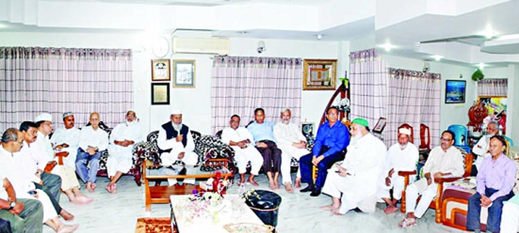 Former city mayor and President of Chittagong City Awami League ABM Mohiuddin Chowdhury called a special meeting of Chittagong City AL's presidium and secretariat members  at his residence at Chasma Hill in the Port City on Friday evening.
