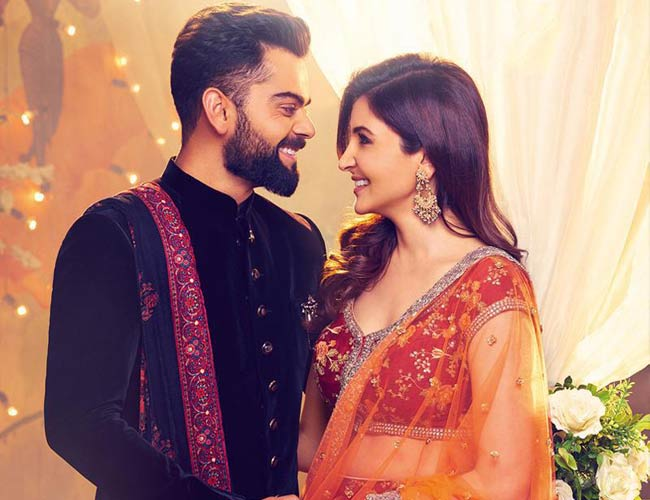 Virat - Anushka confessing their love in latest video