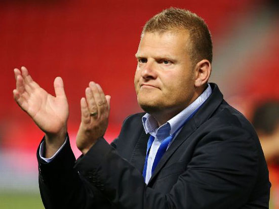 Wanderers appoint Spain's Gombau as new coach