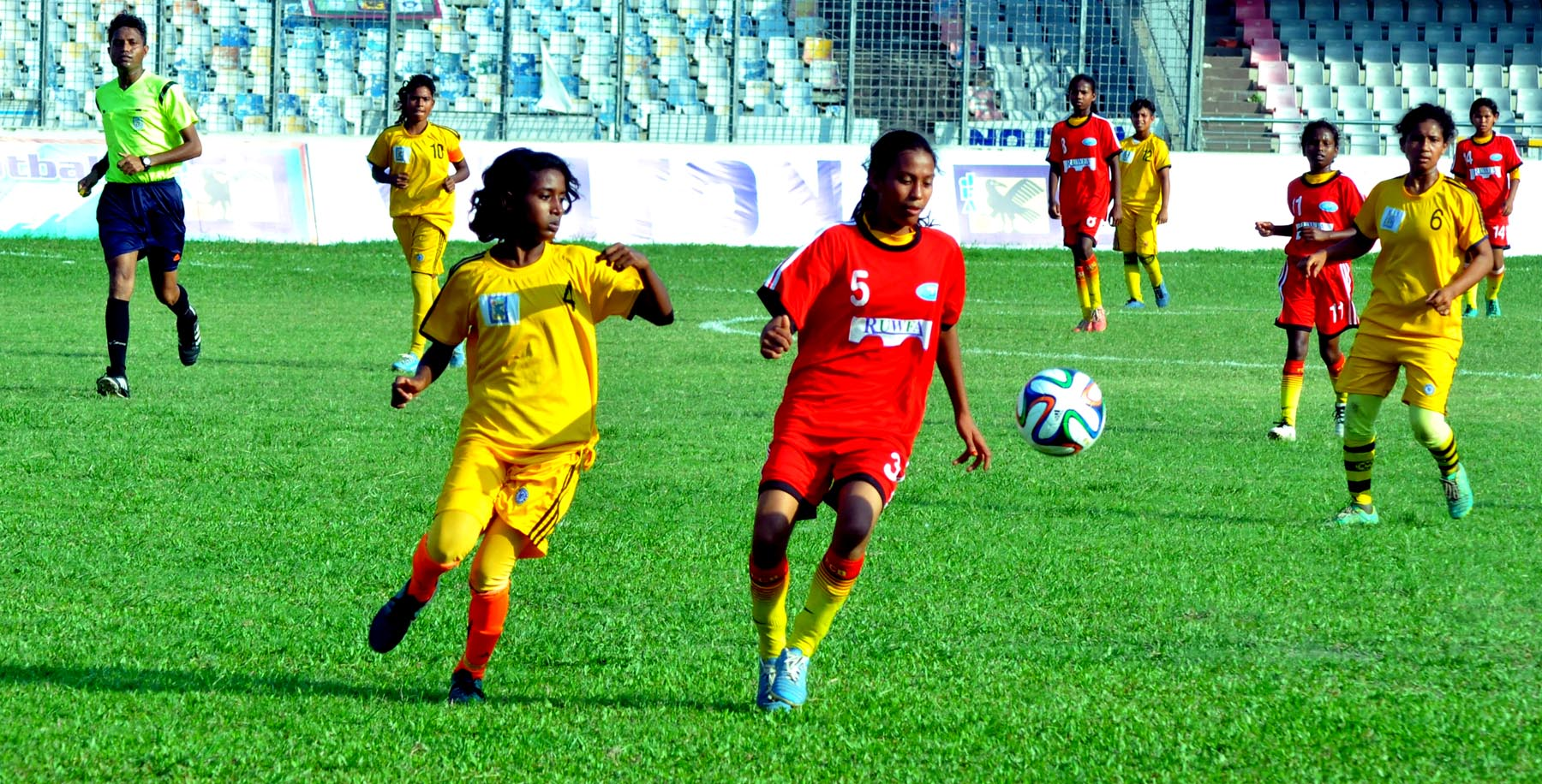 Mymensingh to play Thakurgaon in final tomorrow