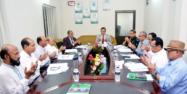 HUB holds Syndicate Meeting