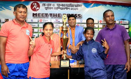 Mymensingh to play Thakurgaon in final today