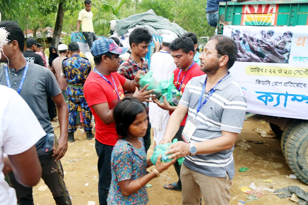 Health crisis at Rohingya camp: My observation as a doctor
