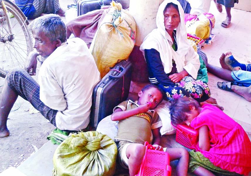 Dhaka briefs 76 non-resident envoys in Delhi