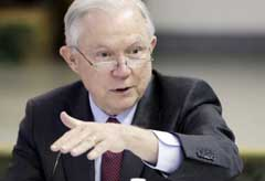 Sessions facing Congress amid new Russia probe details