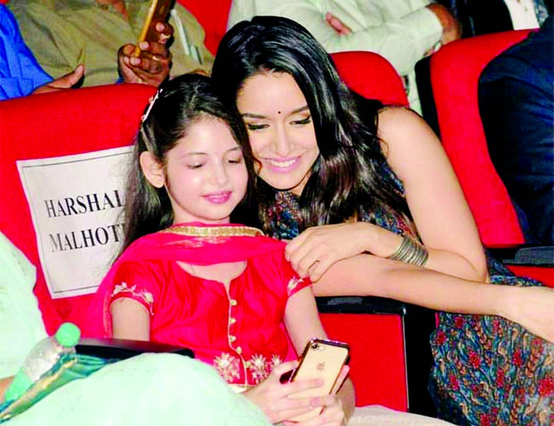 The childhood confession of Shraddha Kapoor