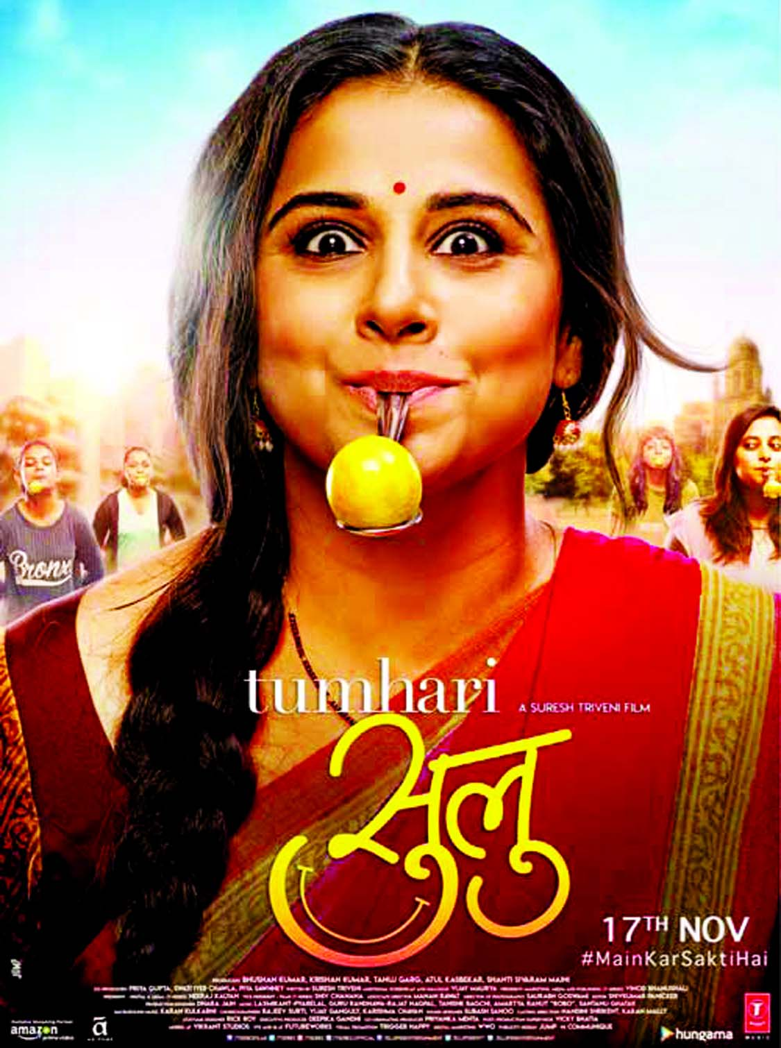Tumhari Sulu is already a hit