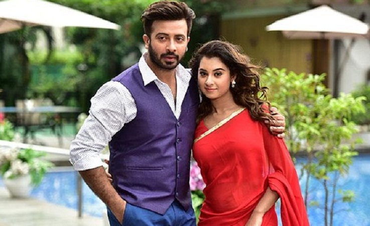 Bubly , Shakib Khan pair once again