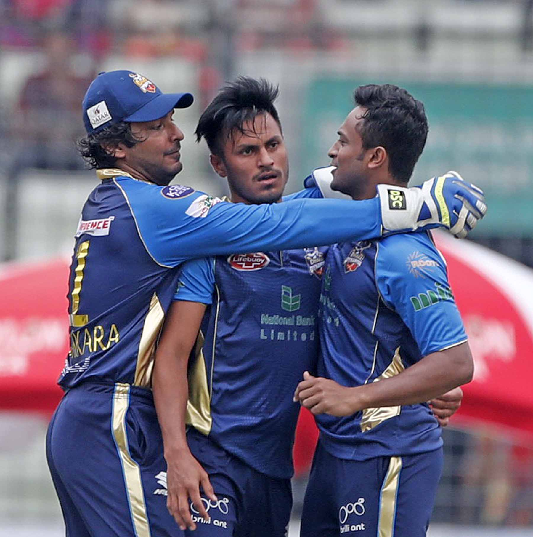 Massive victory for Dhaka Dynamites