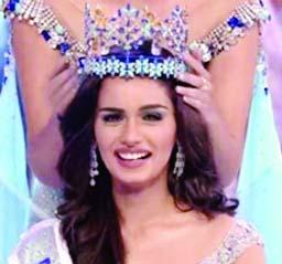 India's Manushi crowned Miss World 2017