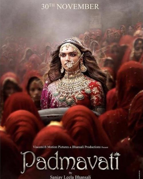 Padmavati returned back to makers by CBFC