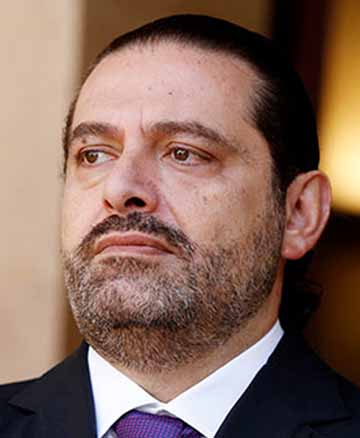 Hariri announces return to Lebanon as crisis simmers
