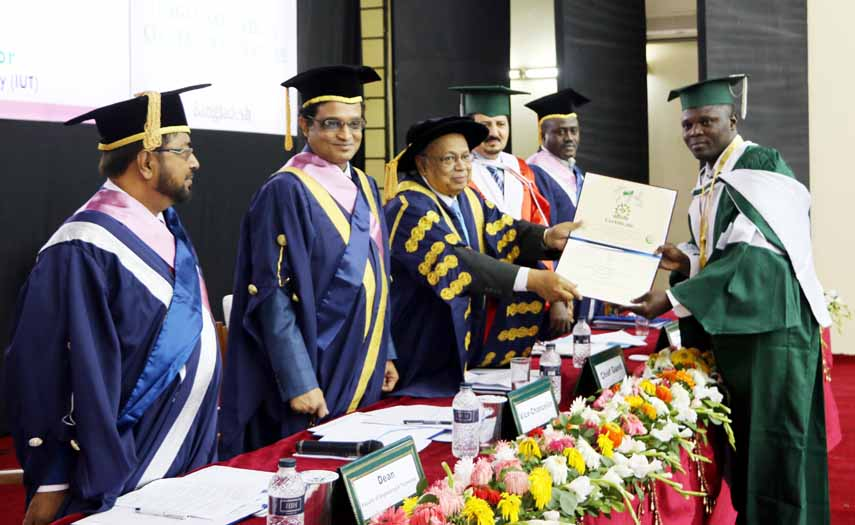 IUT holds 31st Convocation
