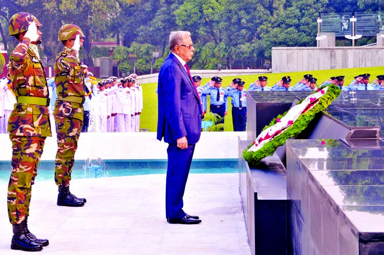 Uphold image of Armed Forces: President