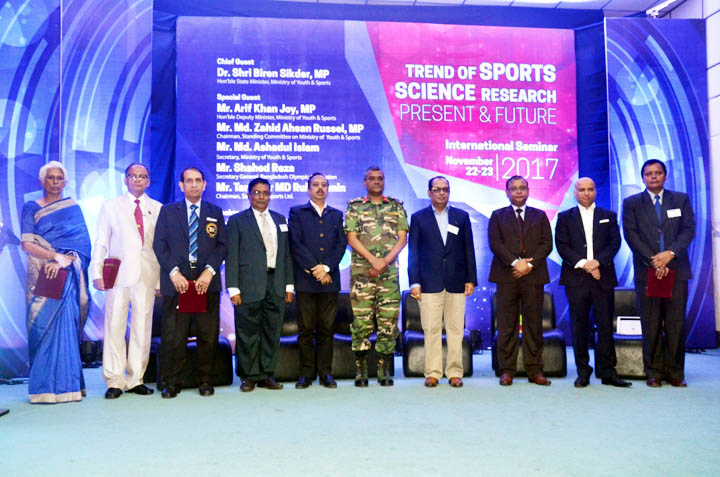 Sports science affairs seminar begins at BKSP