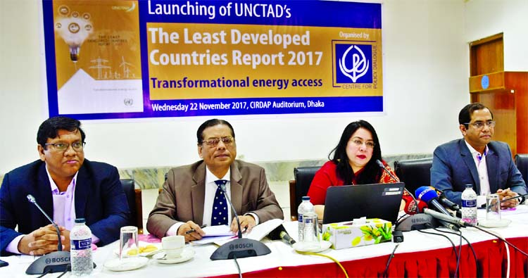 LDCs need $40b to achieve to access power : CPD