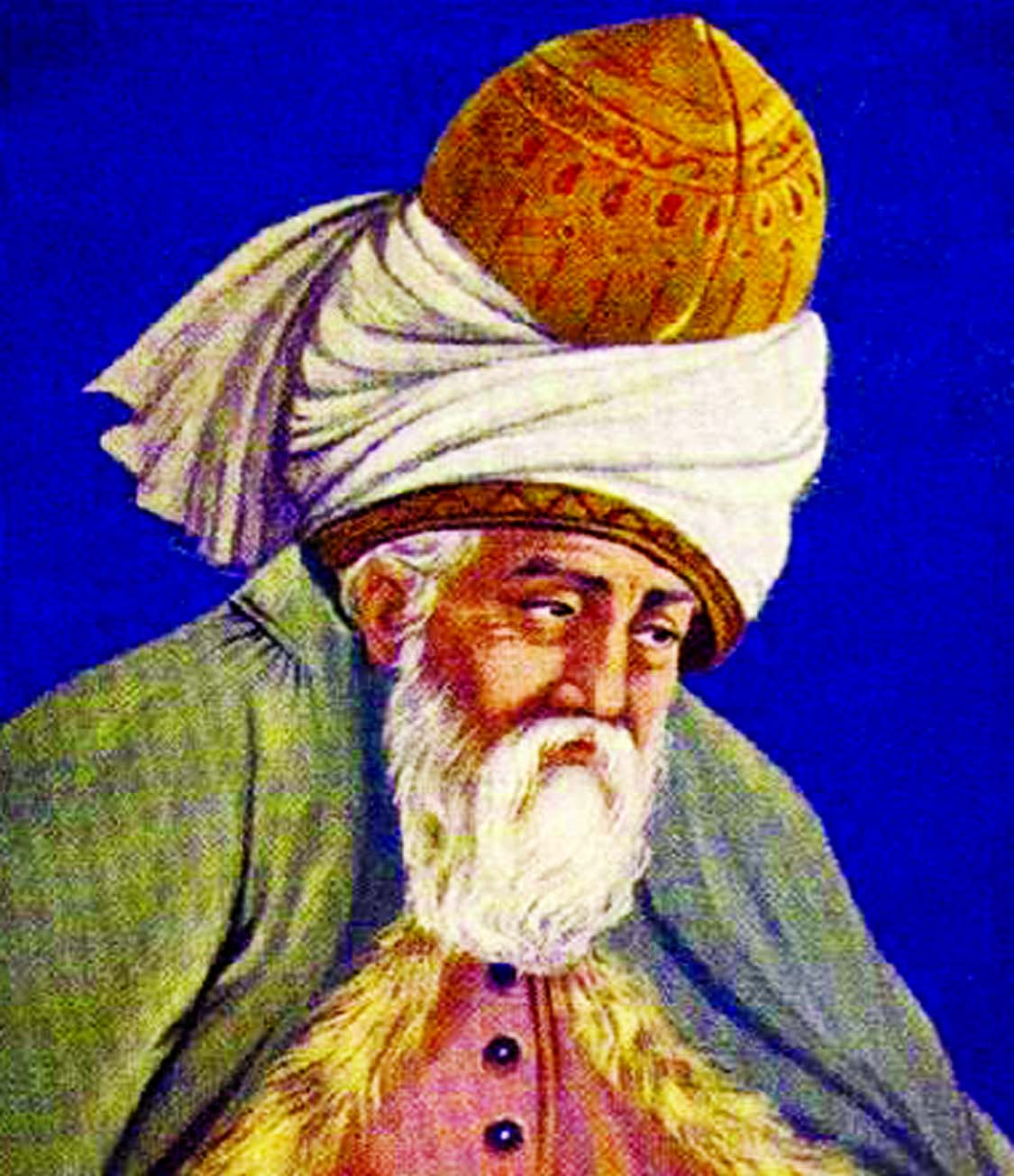 Great Poet Moulana Jalaluddin Rumi