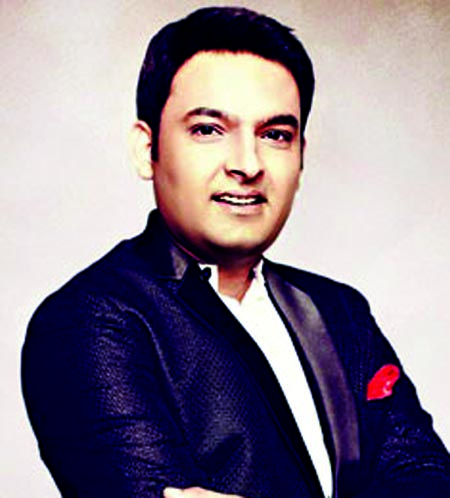 Kapil Sharma visits other comedy shows for promotions!