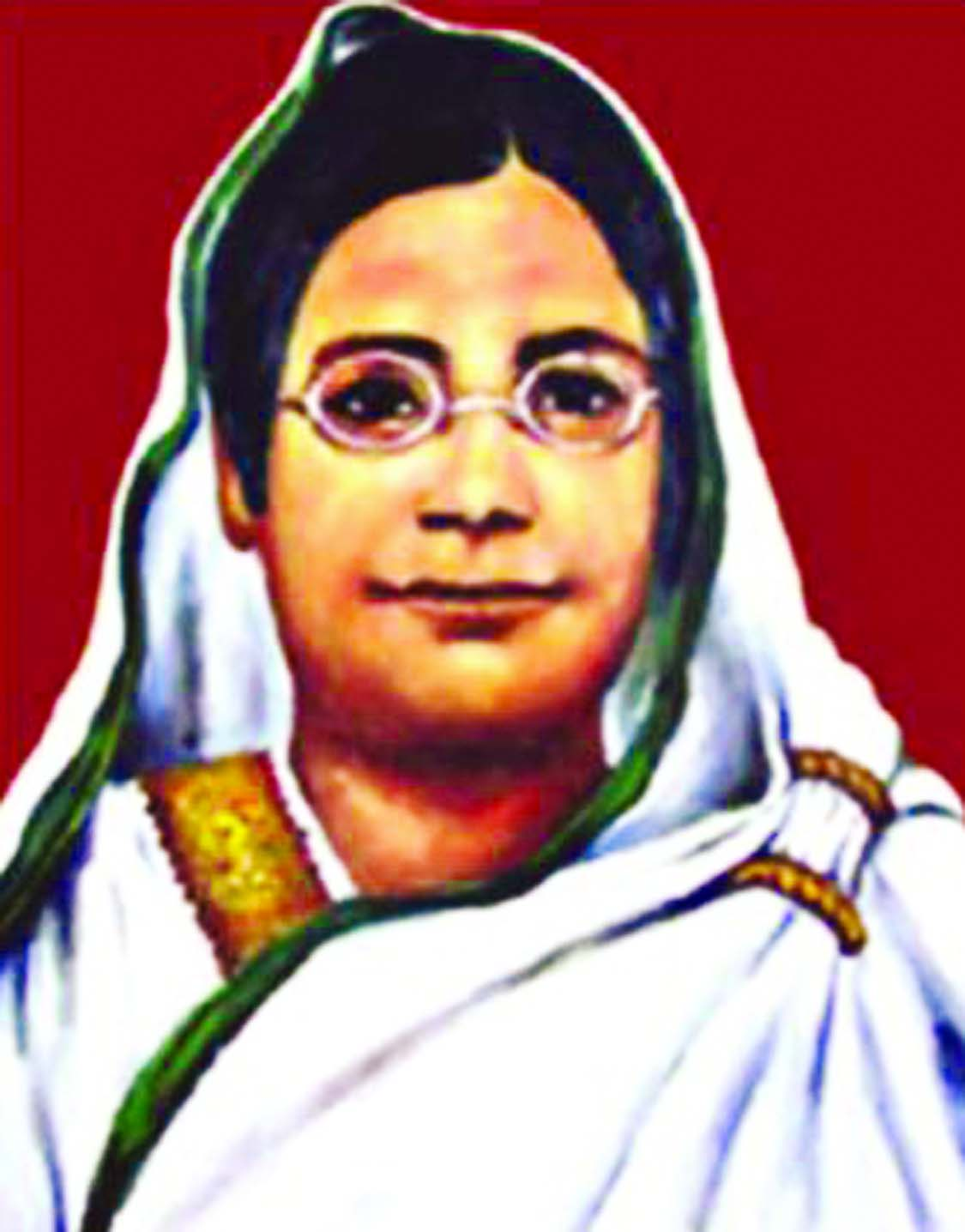 Litterateur, social reformer  Begum Rokeya