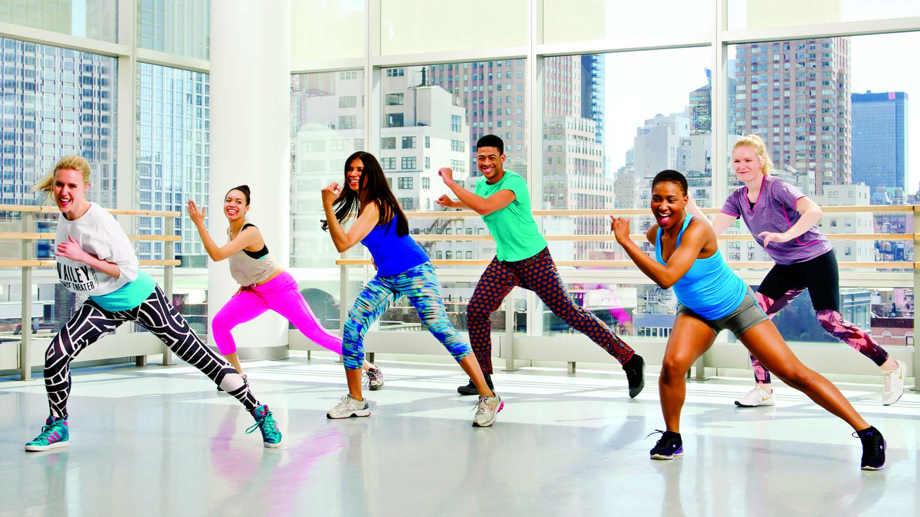 Indulge in Zumba dance  to stay emotionally fit