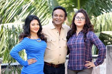 Ireen Afroz, Azad Abul Kalam, Urmila's serial Countdown