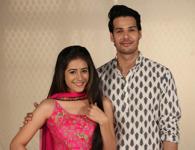 Hiba Nawab and Nikhil Khurana to play the leads Jijaji Chhath Per Hain