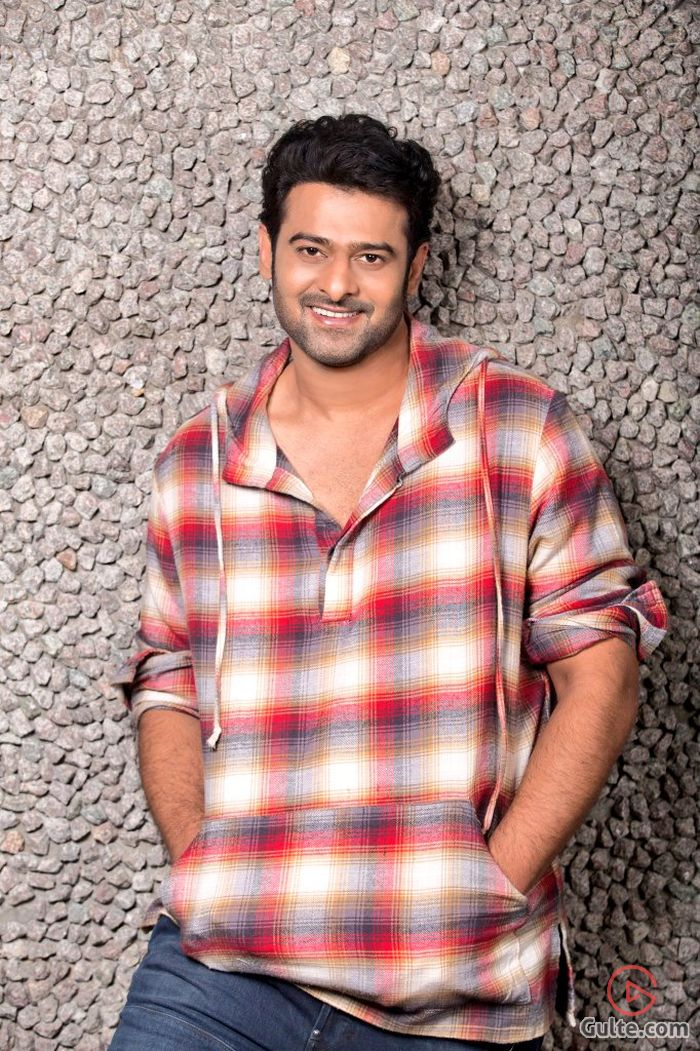 Prabhas - the face of a matrimonial website?