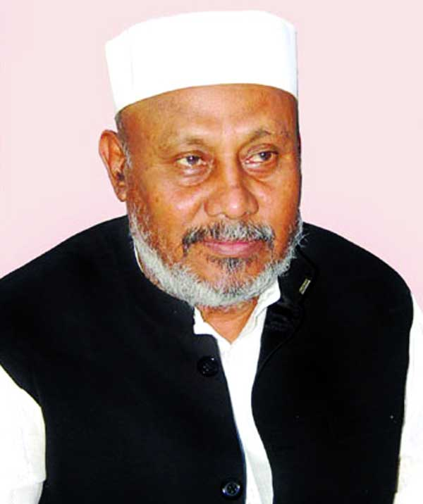 Ex-Ctg mayor Mohiuddin Chy passes away